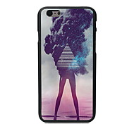 The Girl Design Hard Case for iPhone 5C