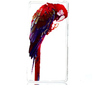 Parrot Pattern TPU Material Phone Case for Sony Xperia Z3