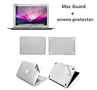 vendita superiore adesivo completo del corpo di guardia mac e hd screen protector per macbook retina 15.4 ""