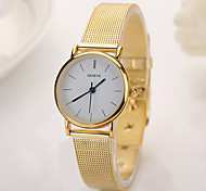 Women High Quality  Styles Dress Watch Stainless Steel Watch Gold Military Watch Sport Men Watch Woman Brand
