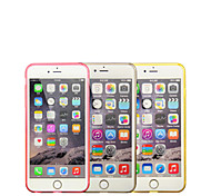 MOSHUO® TPU Thin Transparent Case for Iphone 6