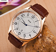 Woman'S Fashion Quartz Watch Belt