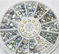 Gioielli per unghie/Glitter - Matrimonio - per Dito/Dito del piede - di Altro 8*8*1