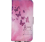 New double-sided Pattern PU Leather Full Body Case with Card Slot and Stand for iPhone 6