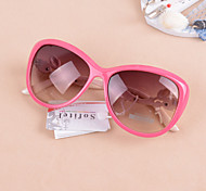 Sunglasses Women's Sports / Fashion Hiking Khaki / Brown / Pink / Gray Sunglasses Full-Rim