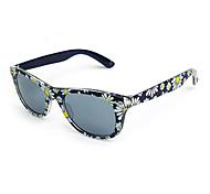 mujeres 's Anti-reflectante/Photochromic/100% UV400 Wayfarer Gafas de Sol
