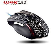1000/1200/1600/2400DPI  LED  USB Game Mouse With  SystemWindows2000,XP(SP2-SP3).Vista.Windows7.windows8