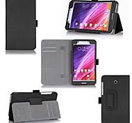 casi tablet protettive custodie in pelle Staffa fondina per Asus fonepad 7 (fe375cg) (7 pollici)