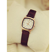 Women Watch Vintage Fashion Simple Wrist Watch Students Watch Cool Watches Unique Watches