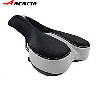 ACACIA Mountain Bike Bicycle Cycling Silicone Skidproof Saddle Seat Silica Gel Cushion Seat  Bicycle Saddle