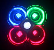 Spot Blanc Naturel/Rouge/Bleu/Vert MORSEN 1 pièce PAR GU10/E26/E27 5 W 5 LED Haute Puissance 500 LM AC 85-265 V
