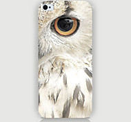 The Owl Pattern Phone Back Case Cover for iPhone5C