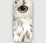 o padrão da coruja telefone tampa da caixa traseira para iphone5c