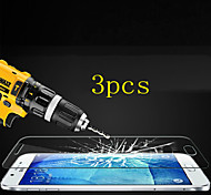 3PCS Explosion-proof Toughened Glass for Samsung Galaxy A8