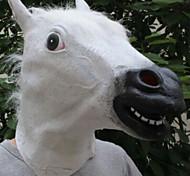 Creative Latex Horsehead Halloween Mask