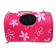 Puppy Dog Cat Tote Crate Carrier House Kennel Pet Travel Soft Portable HandBag-Large