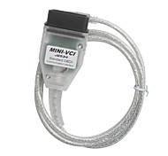 mini-vci para toyota tis techstream v10.00.028 apoio único cabo de software de diagnóstico oem toyota tis