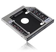 SATA HDD HD 22pin жесткий диск кэдди случае 12,7 универсальный ноутбук CD / DVD-ROM оптический отсек