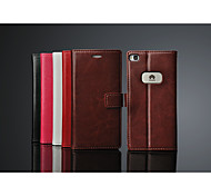 LUXURY wallet case for huawei p8