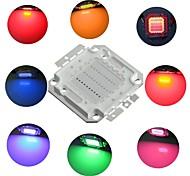 diy 30w rgb energia de alta potência chip de lâmpada de poupança integrada Módulo de LED (DC 30-33v)