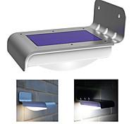 16 LED Solar PIR Bewegungs-Sensor Gartensicherheitslampe im Freien wasserdichte Licht