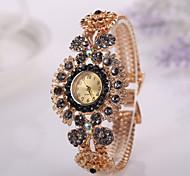 2015 New  Fashion Imitation Diamond Setting Watch Electronic Style Women Dress Watches Lady's Wrist Watches Hot