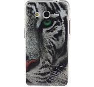 For Samsung Galaxy Case IMD Case Back Cover Case Animal TPU Samsung Core 2
