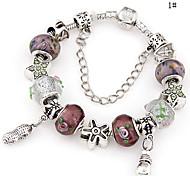 Damen Bettelarmbänder Strang-Armbänder Aleación 1 # 2 # 3 # 4 # Schmuck Für Hochzeit Party Alltag Normal 1 Stück