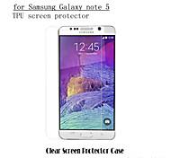 iPush hohe Transparenz hd lcd-Schirmschutz für Samsung Galaxy Note 5
