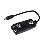 gigabit USB3.0 interfaz lan tipo-c
