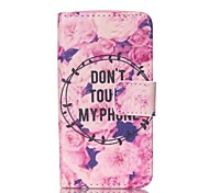 Special Design 3D Pattern PU Leather Full Body Case with Stand for iPhone 4/4S