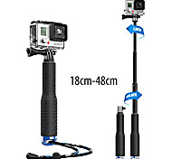 Extension Monopod Camera Mount Adapter Kit with Adjustable Handheld Selfie Stick Arm for Gopro Camera