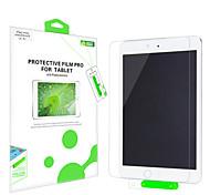 lention alta calidad anti huella digital cubierta de película protectora para ipad Mini 1/2/3 con pasta Assistor