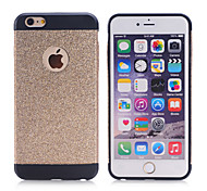 Glitter Design TPU Case for iPhone 6 Plus(Assorted Color)