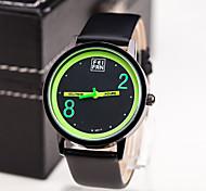 Unisex Watch Digital 28 Pu Leisure Simple Watch Men Women Fashion Dress Watch