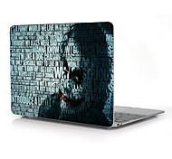 "The Joker Pattern Full--Body Protective Plastic Case for 12"" Inch The New Macbook with Retina Display"