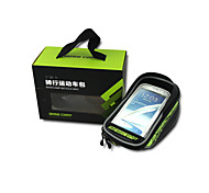 Basecamp® Bike Bag 2.5LLBike Frame Bag / Cell Phone Bag / Bike Handlebar BagWaterproof / Rain-Proof / Reflective Strip / Dust Proof /