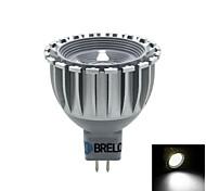 Faretti 1 COB BRELONG GU5.3 5 W 450 LM Bianco caldo / Bianco 1 pezzo AC 12 V