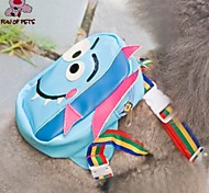 FUN OF PETS® Elegant Clown Fish Shape Travel Backpack for Pets Dogs (Assorted Sizes)