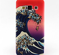 Waves Pattern TPU Phone Case For Galaxy A3/A5
