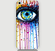 Eyes Pattern Phone Back Case Cover for iPhone5C