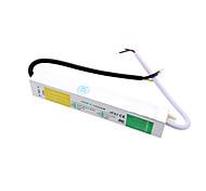 AC 90 ~ 250V zu DC 12V 1.67A 20W wasserdichtes IP67 Schaltnetzteil für LED-Streifen
