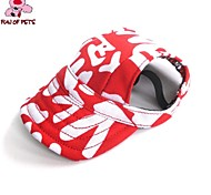 Cat / Dog Bandanas & Hats Red / Black Dog Clothes Spring/Fall Wedding / Cosplay