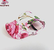 Bandanas & Hats for Dogs / Cats Spring/Fall Wedding / Cosplay S / M Nylon