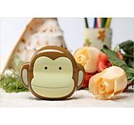 New monkey charging treasure phone power bank 12,000 mA mobile power universal toilet cartoon monkey