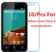 (10 piezas) de alta definición de pantalla protector de flim para vodafone primer smart 6