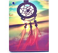 dreamcatcher peint haut de gamme cas tablette pc pour ipad2 / 3/4