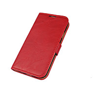 Special Design High-Grade Genuine Leather Mobile Phone Holster for Samsung Galaxy S4 I9500