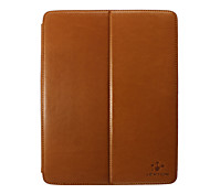 LENTION Luxury Smart Case Cover Genuine Leather Case with Folding Stand for Ipad 2 3 4