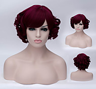 The Beautiful High Quality High Temperature Silk Fashion Girl Will Prepare a Wig